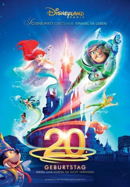 G E B U R T S TA G - Disneyland® Paris