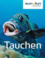 sun and fun tauchen 2011 - Seite 1-41 - Tauchreisen.de