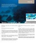 sun and fun tauchen 2011 - Seite 1-41 - Tauchreisen.de - Page 7
