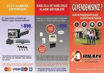 katalog - ARSAN GÜVENLİK