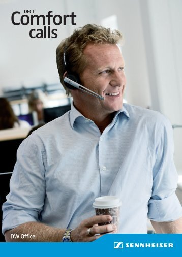 DW Office - Dectel headsets