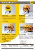 Yale Kablosuz Alarm Sistemleri - Page 3