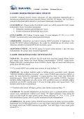 SAVEL Gas Alarm Sistemleri - Savel Akaryakıt Sistemleri - Page 2