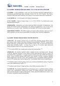 SAVEL Gas Alarm Sistemleri - Savel Akaryakıt Sistemleri - Page 5