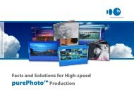 purePhoto™ Production - Imaging Solutions