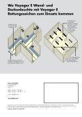 Wo Voyager E Wand- und Deckenleuchte mit ... - THORN Lighting - Seite 4