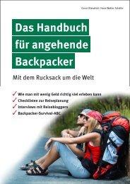 Das Handbuch für angehende Backpacker - Auslandstreff.de