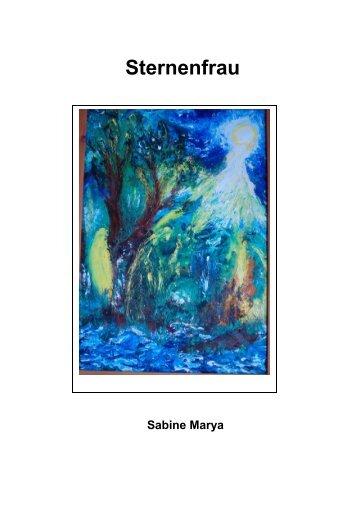 Sternenfrau - Sabine Marya