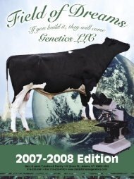 Online Sire Catalog - Field of Dreams Genetics