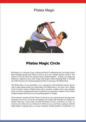 Pilates Magic Pilates Magic Circle