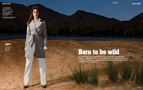 Born to be wild - Director