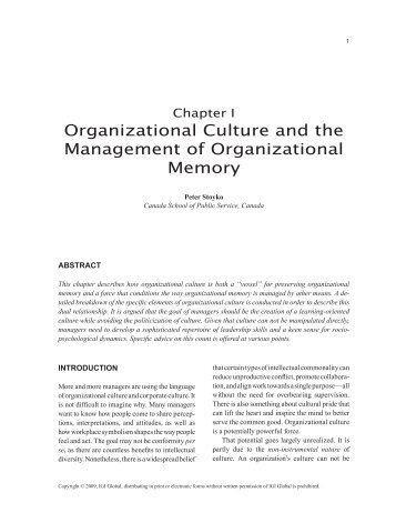 key concepts of organizational design Concepts or principles of organizational structure are beneficial because they  formalize  also important are the experience and management capabilities of  the.