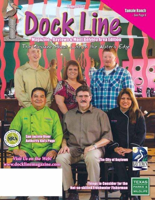 August - Dockline Magazine