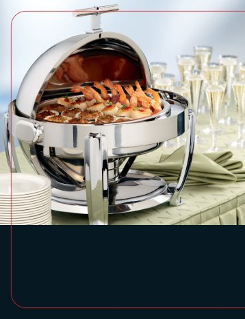 Buffet Service Catalog