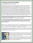 FORWARD - National Association of Dog Obedience Instructors - Page 3