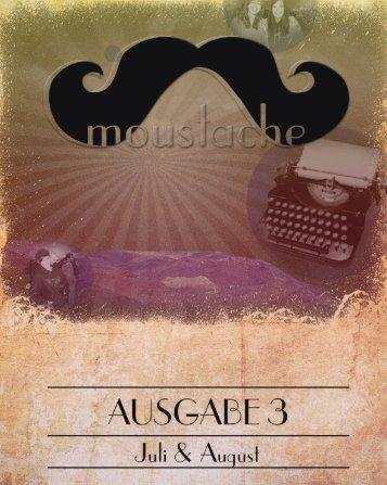 Ausgabe 3 - Moustache Magazin