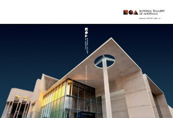 ANNUAL REPORT 2009–10 - National Gallery of Australia