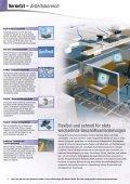 Enterprise Networks für Gebäudeautomatisierungslösungen - Panduit - Seite 6