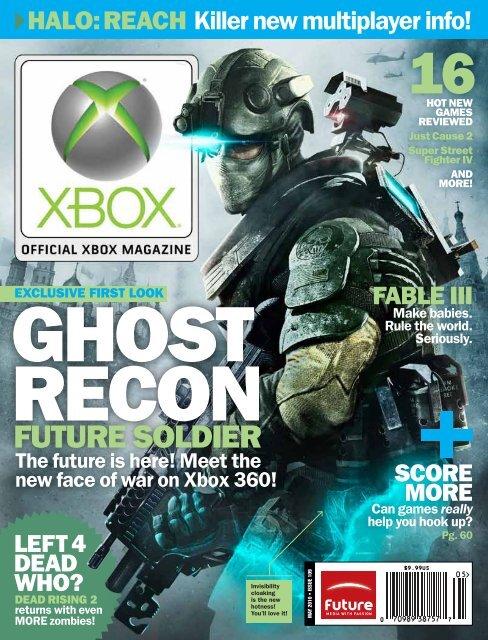 The Verdict Official Xbox Magazine