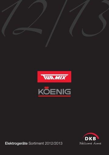 Elektrogeräte Katalog 2012-2013 D (PDF 13,33 - Koenig