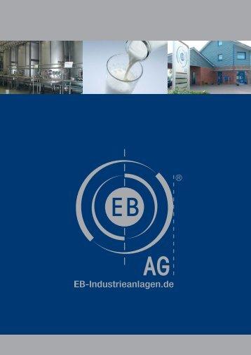 Imagebroschüre 775kB - EB-Industrieanlagen AG