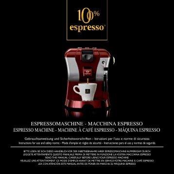 machine à café espresso - máquina espresso
