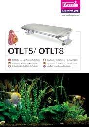OTLT5/ OTLT8 - Arcadia Aquatic