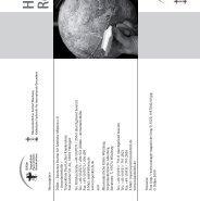 Haus- und Reiseapotheke - Deutsches Institut für Ärztliche Mission eV