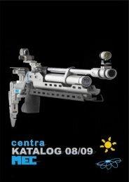 Katalog Centra + MEC 08/09 komplett