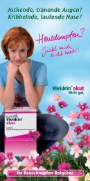 Vividrin® akut - Ocuthek