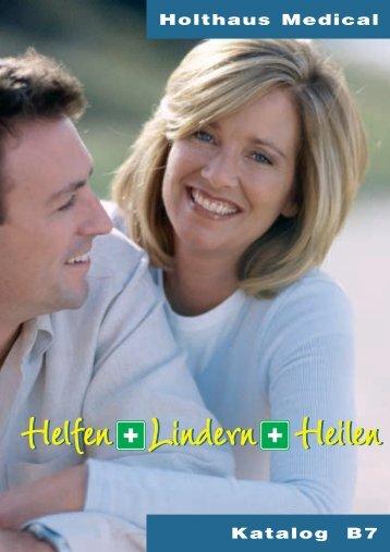 Katalog der Firma Holthaus an