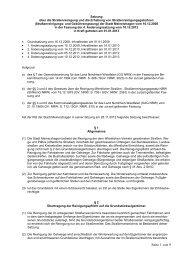 60.06 Straßenreinigung und Gebühren - Meinerzhagen