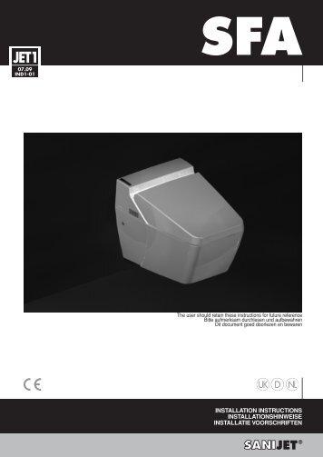 Montageanleitung - Sanilife