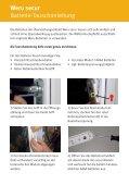 Weru secur Bedienungsanleitung - Weru AG - Page 3