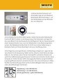 Weru secur Bedienungsanleitung - Weru AG - Page 4