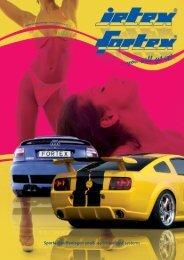Katalog 2007 - Jetex-Fortex Online-Shop