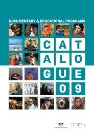 documentary & educational programs - Screen Australia