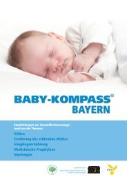 baby-kompass© bayern - Bayerisches Staatsministerium für Umwelt ...