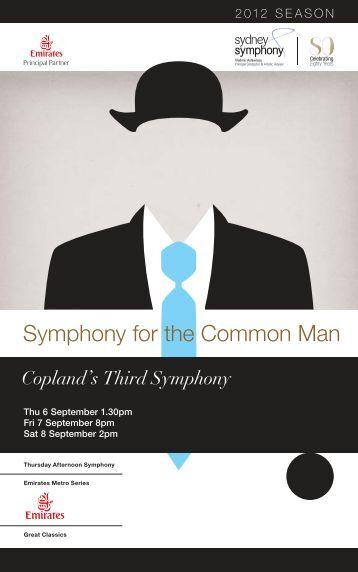 Need a orchestra symphony concert program booklet?
