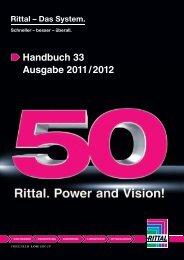 Handbuch 33 Ausgabe 2011 / 2012