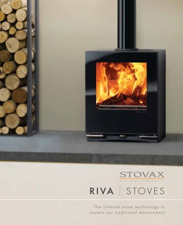 RIVA I STOVES - The Stove Yard