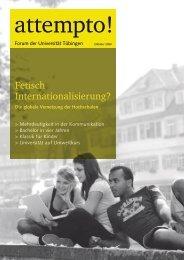 attempto! - Universität Tübingen