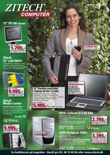 Zitech Computer finder du på Frederiksberg, i Fields, Allerød