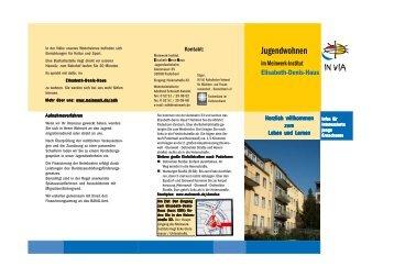 EDH-Faltblatt_Jugendliche außen.pmd - Meinwerk-Institut