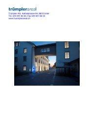 Vermietungsbroschüre 2007 - Im Lot Immobilien