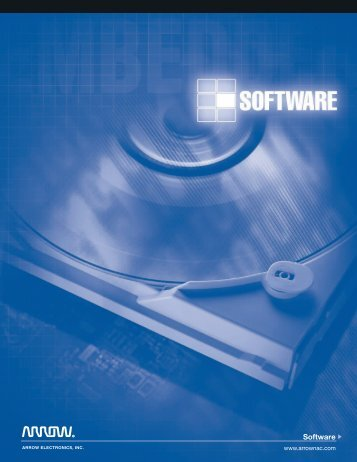 Software - Arrow Electronics