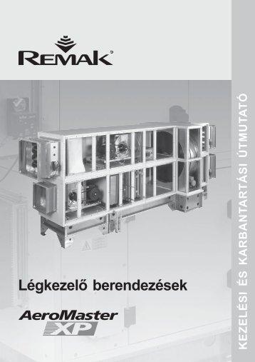 Légkezelő berendezések - Remak a.s.