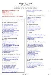 DAFTAR ISI MATERI DVD XPEDIA 2.0 SD KLS 3 , 4 , 5 , 6 + ...