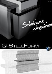 Q-SteelForm - qube-concretec.eu