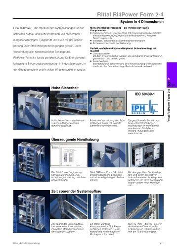 Rittal – IT-Handbuch Rittal – IT-Handbuch